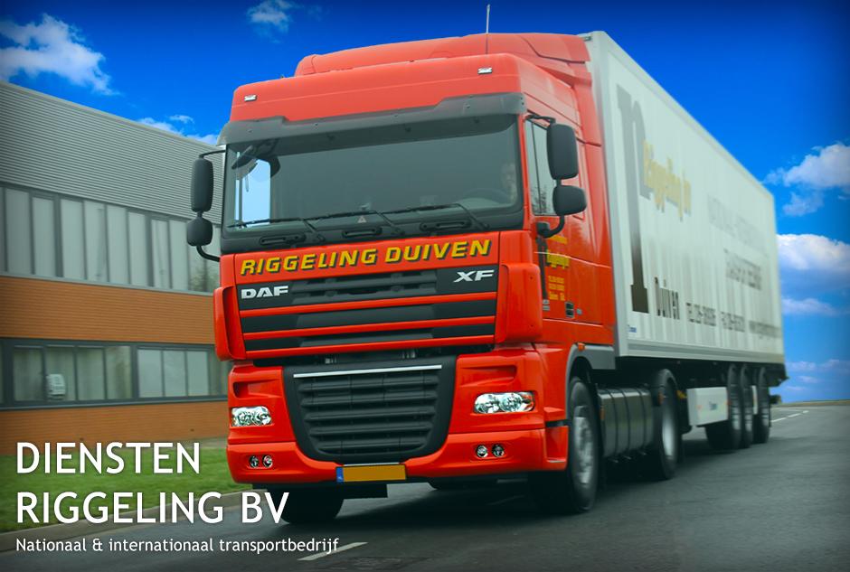 Diensten Riggeling Transport bv